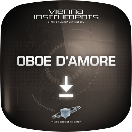 Vienna Symphonic Library Oboe D'Amore - Vienna Instrument (Full Library, Download)