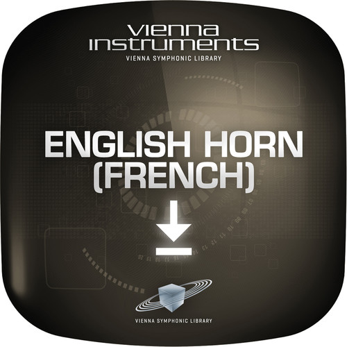 Vienna Symphonic Library English Horn (French) Upgrade to Full Library - Vienna Instrument (Download)