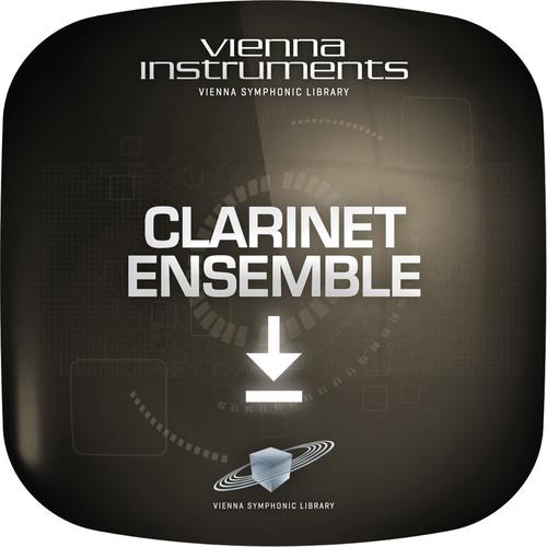 Vienna Symphonic Library Clarinet Ensemble - Vienna Instrument (Standard Library, Download)
