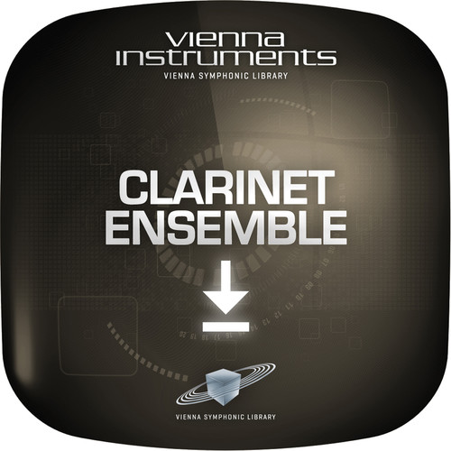 Vienna Symphonic Library Clarinet Ensemble - Vienna Instrument (Standard Library, Download)