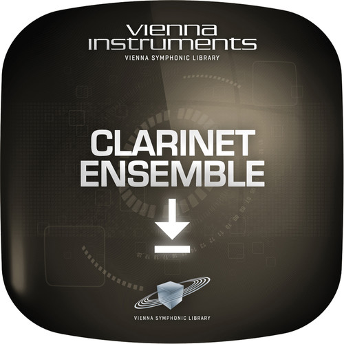Vienna Symphonic Library Clarinet Ensemble Upgrade to Full Library - Vienna Instrument (Download)
