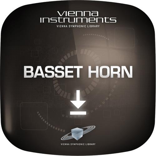 Vienna Symphonic Library Basset Horn - Vienna Instrument (Standard Library, Download)