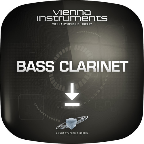 Vienna Symphonic Library Bass Clarinet Upgrade to Full Library - Vienna Instrument (Download)