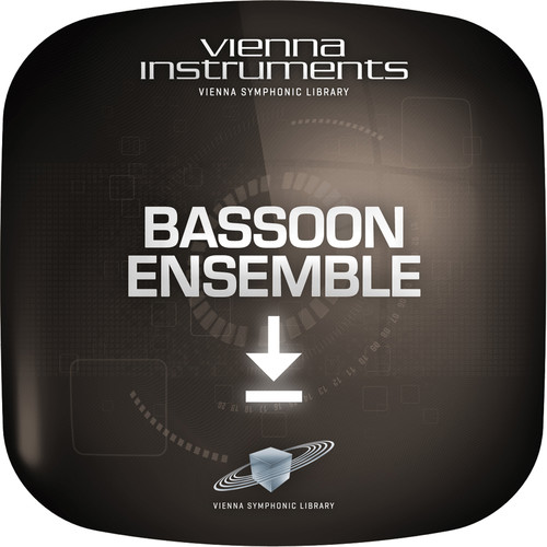 Vienna Symphonic Library Bassoon Ensemble Upgrade to Full Library - Vienna Instrument (Download)