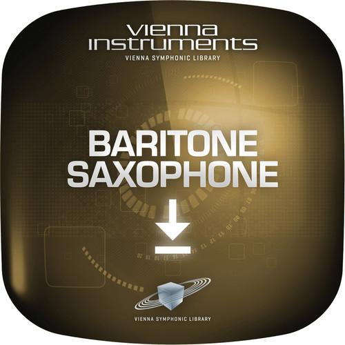 Vienna Symphonic Library Baritone Saxophone - Vienna Instrument (Full Library, Download)