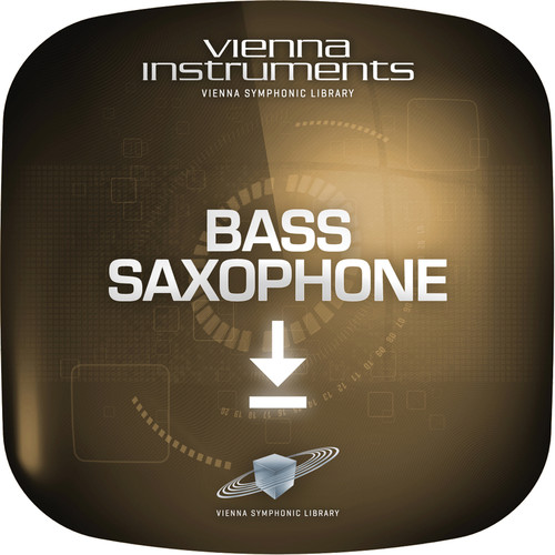 Vienna Symphonic Library Bass Saxophone - Vienna Instrument (Full Library, Download)