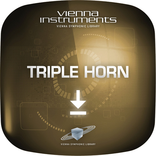 Vienna Symphonic Library Triple Horn - Vienna Instrument (Full Library, Download)