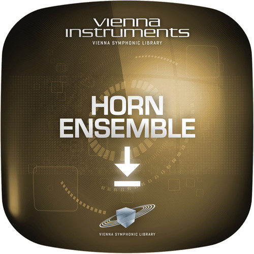 Vienna Symphonic Library Horn Ensemble Upgrade to Full Library - Vienna Instrument (Download)