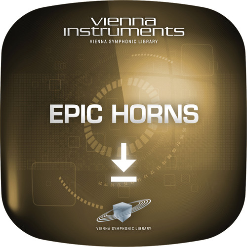 Vienna Symphonic Library Epic Horns - Vienna Instrument (Standard Library, Download)