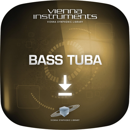 Vienna Symphonic Library Bass Tuba - Vienna Instrument (Full Library, Download)