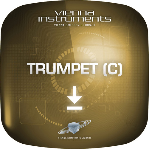Vienna Symphonic Library Trumpet (C) - Vienna Instruments (Full Library, Download)