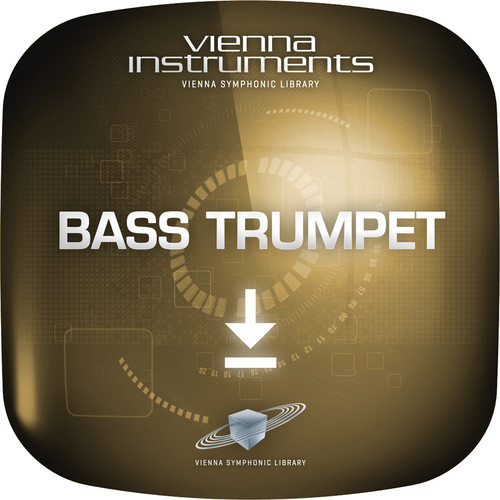 Vienna Symphonic Library Bass Trumpet - Vienna Instruments (Standard Library, Download)