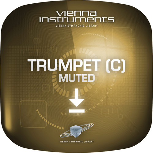 Vienna Symphonic Library Trumpet [C] Muted Upgrade to Full Library - Vienna Instruments (Download)