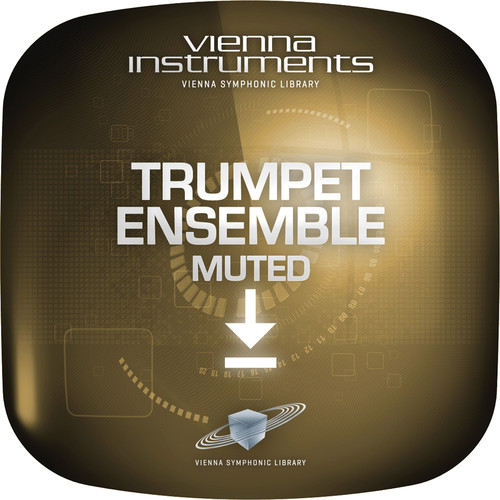 Vienna Symphonic Library Trumpet Ensemble Muted - Vienna Instruments (Standard Library, Download)