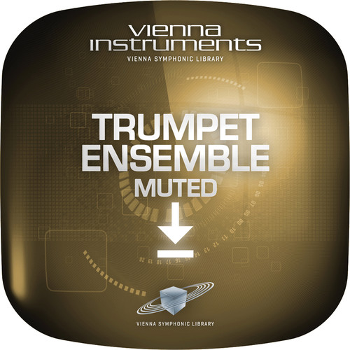 Vienna Symphonic Library Trumpet Ensemble Muted Upgrade to Full Library - Vienna Instruments (Download)
