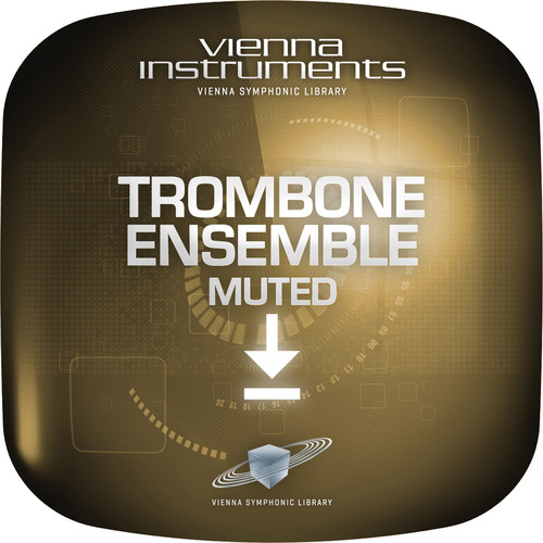 Vienna Symphonic Library Trombone Ensemble Muted - Vienna Instruments (Standard Library, Download)