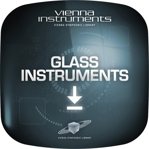 Vienna Symphonic Library Glass Instruments Upgrade to Full Library - Vienna Instruments (Download)