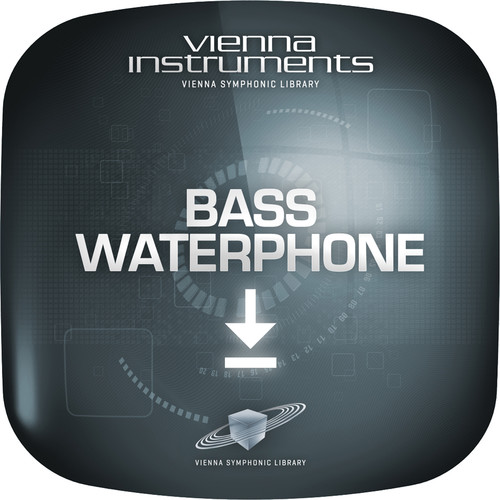 Vienna Symphonic Library Bass Waterphone - Vienna Instruments (Standard Library, Download)