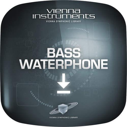 Vienna Symphonic Library Bass Waterphone Upgrade to Full Library - Vienna Instruments (Download)