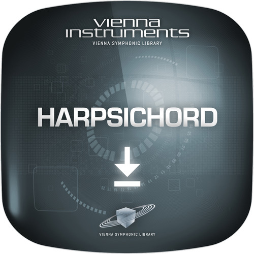 Vienna Symphonic Library Harpsichord - Vienna Instruments (Standard Library, Download)