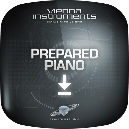 Vienna Symphonic Library Prepared Piano - Vienna Instruments (Standard Library, Download)
