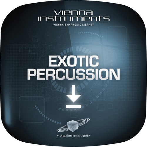 Vienna Symphonic Library Exotic Percussion Upgrade to Full Library - Vienna Instruments (Download)