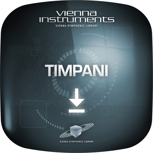 Vienna Symphonic Library Timpani - Vienna Instruments (Full Library, Download)