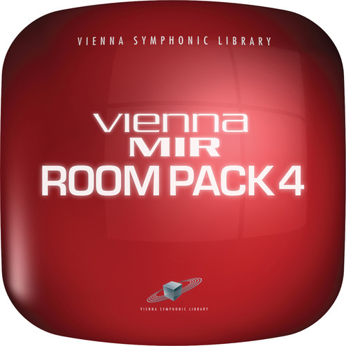 Vienna Symphonic Library MIR RoomPack 4 - The Sage Gateshead
