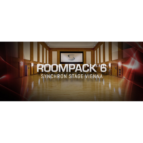 Vienna Symphonic Library MIR RoomPack 6 - Synchron Stage Vienna (Download)