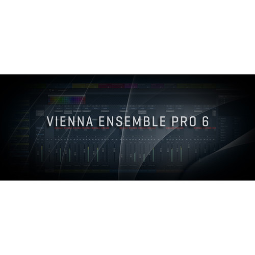 Vienna Symphonic Library Ensemble PRO 6 Upgrade - Mixing and Host Software (Download)