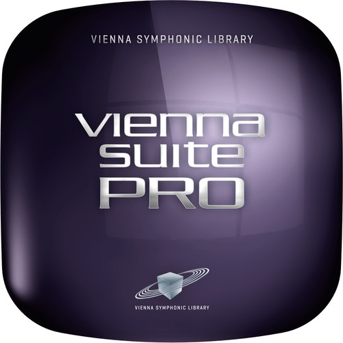Vienna Symphonic Library Suite Pro - Stereo and Surround Audio Plug-Ins (Download)
