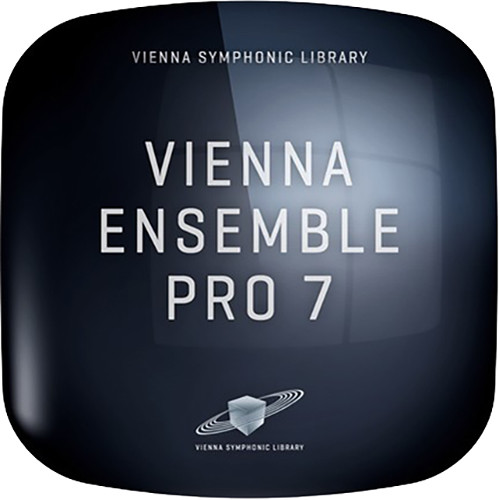 Vienna Symphonic Library Ensemble Pro 7 - Mixing and Host Software for Orchestral Samples Across Networks (Download)