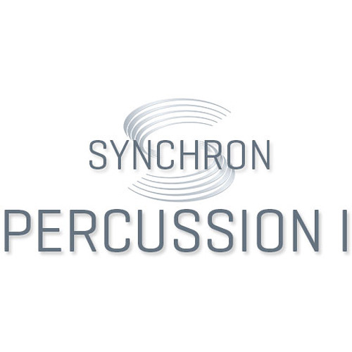 Vienna Symphonic Library Synchron Percussion I Standard Library - Virtual Instruments Collection (Download)