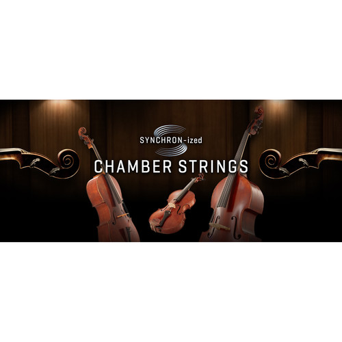 Vienna Symphonic Library SYNCHRON-ized Chamber Strings - Virtual Instrument (Upgrade, Download)