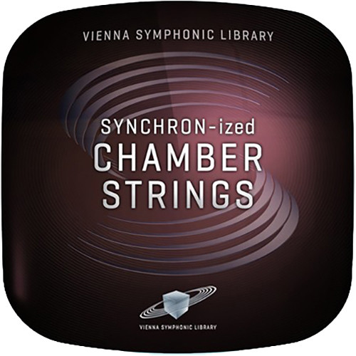 Vienna Symphonic Library SYNCHRON-ized Chamber Strings - Virtual Instrument for Composers (Upgrade from Chamber Strings I, Download)