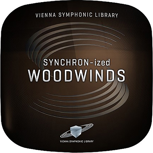 Vienna Symphonic Library SYNCHRON-ized Woodwinds Crossgrade from VI Woodwinds I (Download)