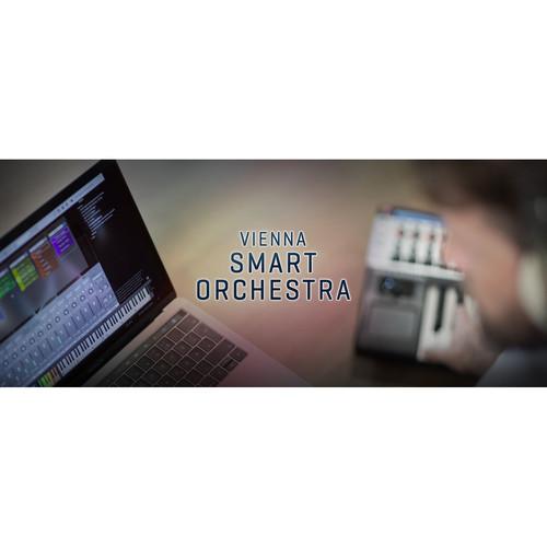 Vienna Symphonic Library Vienna Smart Orchestra 140-Piece Orchestra Virtual Instrument (Download)