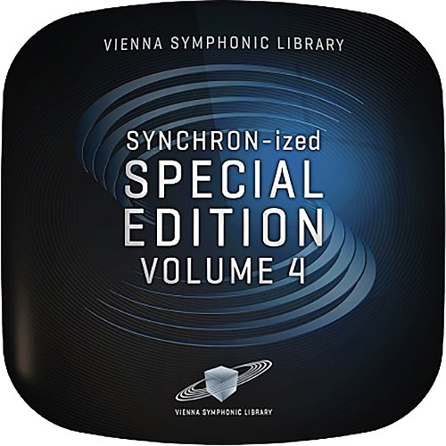 Vienna Symphonic Library SYNCHRON-ized Special Edition Vol. 4 Special Winds, Choir & Solo Voices (Download)
