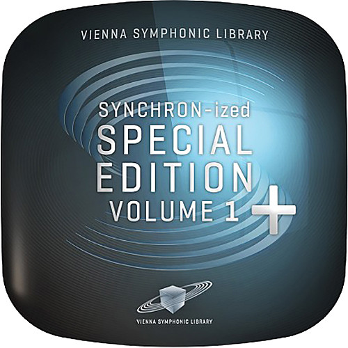Vienna Symphonic Library SYNCHRON-ized Special Edition Vol. 1 PLUS Articulation Expansion to Volume 1 / Crossgrade (Download)