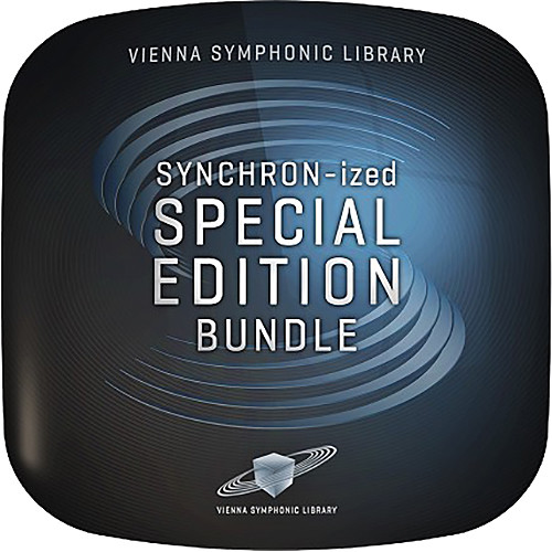 Vienna Symphonic Library SYNCHRON-ized Special Edition Bundle (Download)