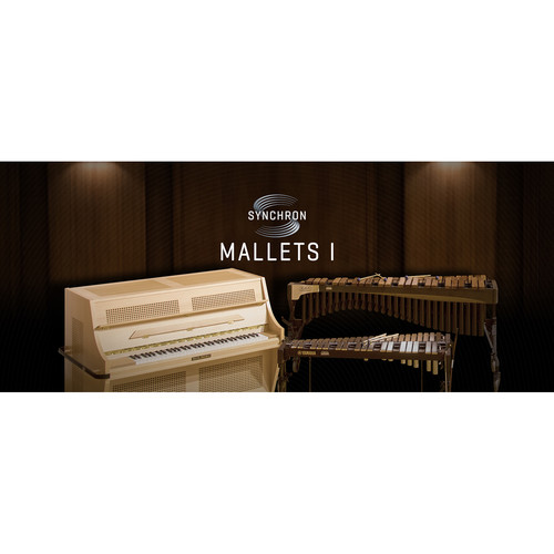 Vienna Symphonic Library Synchron Mallets I Standard Library - Virtual Instrument (Download)