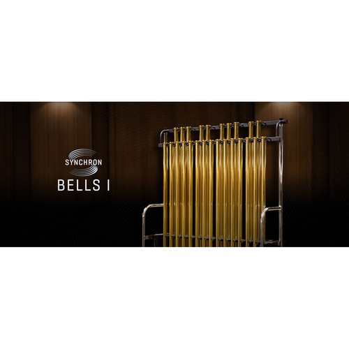 Vienna Symphonic Library Synchron Bells I Full Library Upgrade - Virtual Instrument (Download)