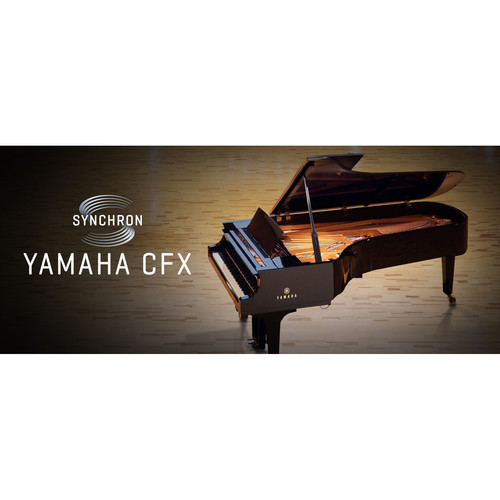 Vienna Symphonic Library Synchron Yamaha CFX Full Library Upgrade - Grand Piano Virtual Instrument (Download)