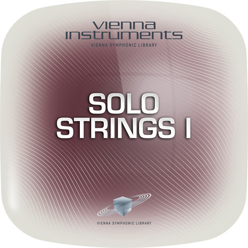 Vienna Symphonic Library Solo Strings I Full Collection - Vienna Instruments