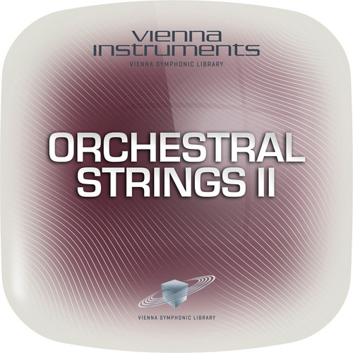 Vienna Symphonic Library Orchestral Strings II Full Collection - Vienna Instruments