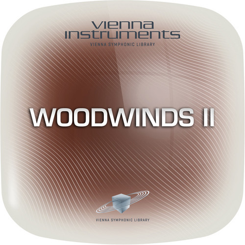 Vienna Symphonic Library Woodwinds II Full Collection - Vienna Instruments