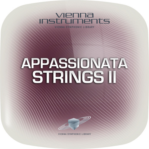 Vienna Symphonic Library Appassionata Strings II Full Collection - Vienna Instruments