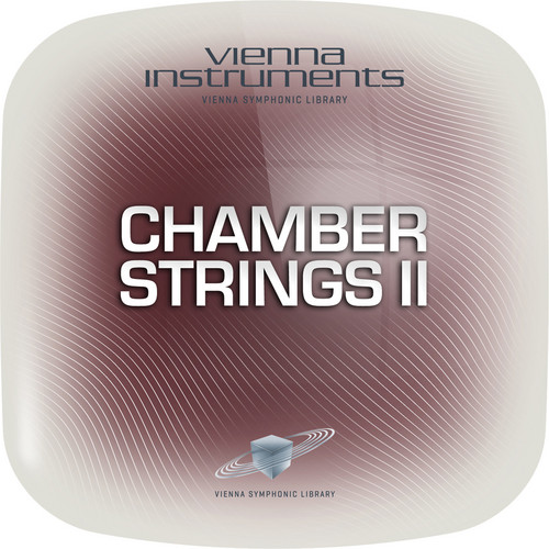 Vienna Symphonic Library Chamber Strings II Full Collection - Vienna Instruments