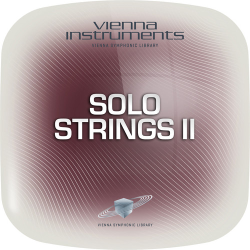 Vienna Symphonic Library Solo Strings II Full Collection - Vienna Instruments