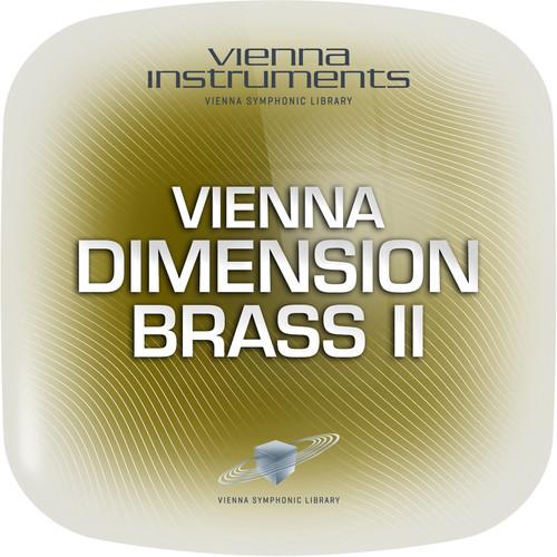 Vienna Symphonic Library Dimension Brass II - Vienna Instruments